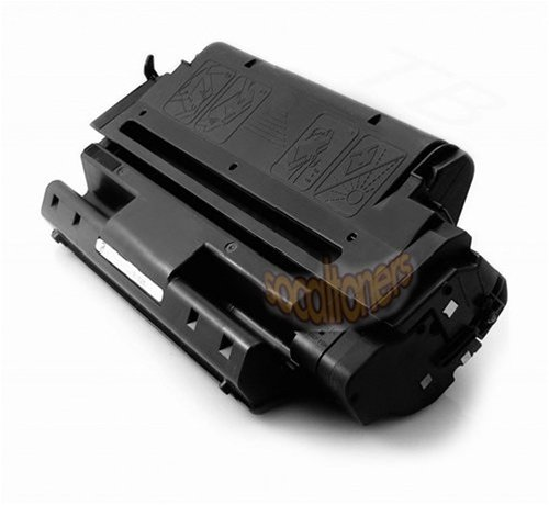 - Calitoner Compatible Laser Toner Cartridge Replacement for HP C3909A- Black
