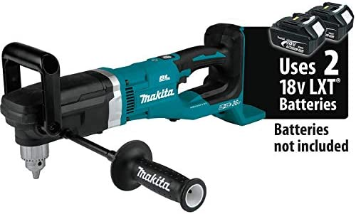 Makita XAD03Z 18V X2 LXT Lithium-Ion 36V Brushless Cordless 1 2 Right Angle Drill, Tool Only