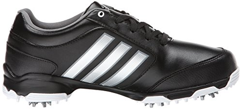 Adidas Mens Pure  Lite Nwp Golf Shoes White Black