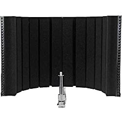 Alctron PF32 MKII Professional Studio Mic Screen, Acoustic Shield, Acoustic Diffuser, Microphone Filter