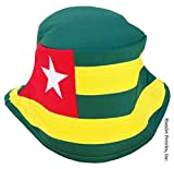 4273ad00cec Togo Flag Bucket Hat