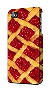 S0630 Cherry Pie Case Cover for Iphone 5 5s