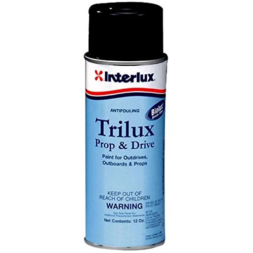 (Interlux YBA068A/16 Aerosol Antifouling Paint (White, 16 oz.) )