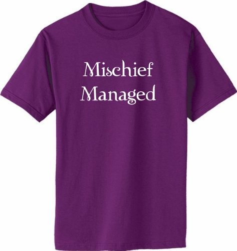 Harry Potter – Mischief Managed T-Shirt