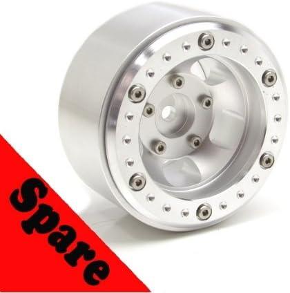 4 Gear Head RC 1.9 Slot Mag V2 Beadlock Wheels Vintage Finish