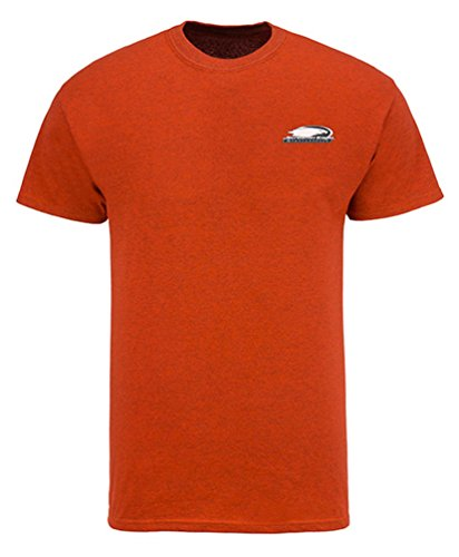 - Harley-Davidson Men's Screamin' Eagle Racing Short Sleeve Tee HARLMT0272 (2XL) Orange
