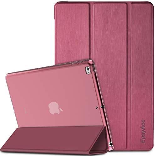 EasyAcc Funda Estuche para iPad Air 2, Smart Estuche Contraportada Mate Translúcido Encendido/Apagado Automático para iPad Air 2 A1566/A1567(Azul eléctrico): Amazon.es: Electrónica