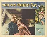 """Beast from Haunted Cave - Authentic Original 14"""" x 11"""" Movie Poster"""