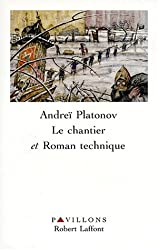 Le Chantier et Roman technique