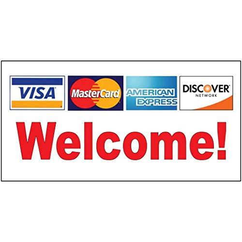 visa-mastercard-american-express-discover-welcome-red-decal-sticker-retail-store-sign-95-x-24-inches
