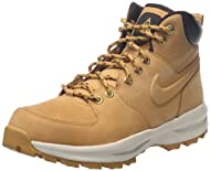 new styles d822b 3aecd Nike ACG Manoa Leather Haystack-Velvet Brown Men Boots Shoes 454350 700