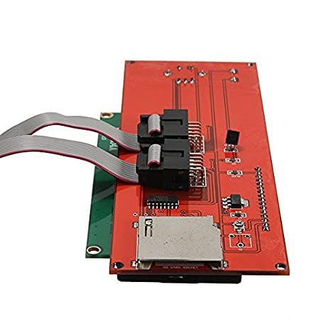 Back To Search Resultscomputer & Office Frank High Quality 1 Pcs Ramps1.4 Lcd 12864 Control Panel 3d Printer Smart Controller Lcd Display Free Shipping 3d Printers & 3d Scanners