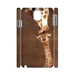Giraffe Brand New 3D Phone Case for Samsung galaxy note 3 N9000 at DLLPhoneCase ( DLL471302 )
