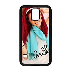 ariana grande look alike Phone Case for Samsung Galaxy S5 Case
