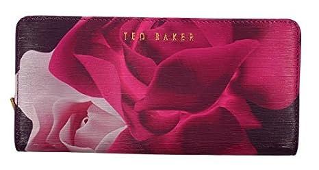 Ted Baker - Cartera para mujer Mujer Rosa granate Large