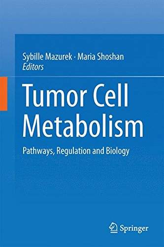 Tumor Cell Metabolism  Pathways  Regulation And Biology