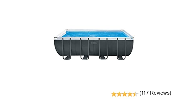 Intex 26356 Piscina Ultra Frame Rect, 549 x 274 x 132 cm: Amazon ...