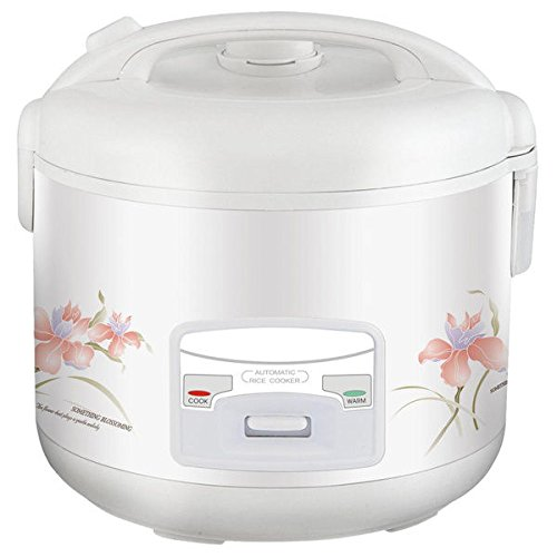 Above Edge AE5283-10 Deluxe 20 Cup Automatic Rice Cooker, Warmer & Soup Maker (Deluxe 10 Cup Rice Cooker compare prices)
