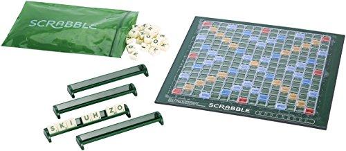 Mattel Scrabble Travel Board Game