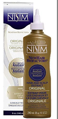 B0008ENQEA Nisim - Hair & Scalp Extract Original Formula with AnaGain 8 oz 41CR4f7D3tL