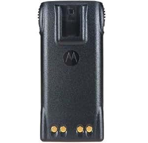 Batería de ion de litio, 7,2 V, 1800 mAh, compatible con Motorola HNN9013, HNN9013B, HNN9013DR, PR860, MTX850, MTX850.LS, MTX950, MTX8250, MTX8250.LS, MTX9250, HT750, HT1200, HT1250, HT1250.LS, HT1250.LS+, HT1500, HT1550, HT1550.XLS, GP140, GP240, GP280, GP320, GP328, GP329, GP338, GP339, GP340, GP360, GP380, GP540, GP580, GP640, GP680, GP1280, GP, HT, MTX, PR Serien Two-Way Radios