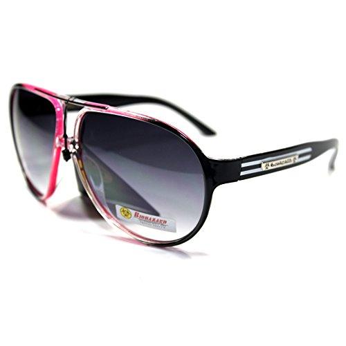 #BH13-S4 BioHazard Optics Eyewear ® Retro Turbo Men's Sport Sunglasses
