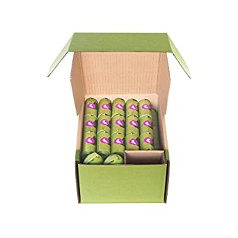 Amazon.com: Tierra nominal poopbags 900 perfumado bolsas + 2 ...