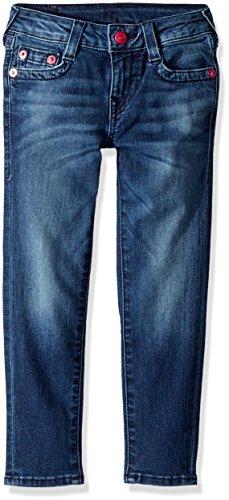 True Religion Big Girls' Casey Skinny Jean, Blue Anatomy, 14