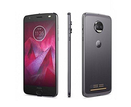 Motorola Moto Z2 Force XT1789 64GB Lunar Gray T-Mobile (Renewed) (Droid Mobile Phones T)