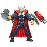 Marvel Super Hero Mashers Thor Figure 6 Inches