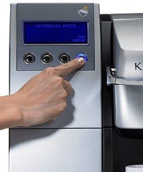 Keurig 23000 K3000se Commercial Brewer, 12''w X 18''d X 17 2/5'', Silver/black