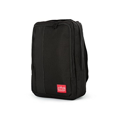 Manhattan Portage, Industry City Backpack, Black