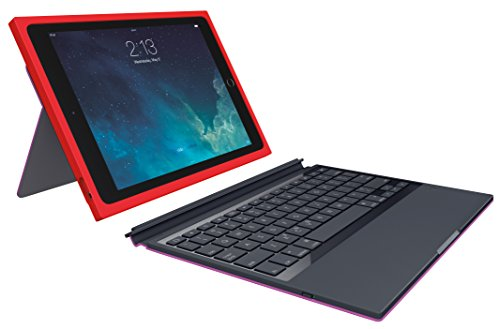 ipad 2 keyboard case red - 7