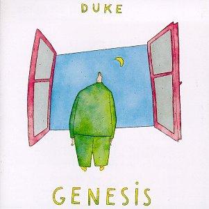Original album cover of Duke by Genesis