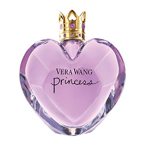Perfume Bottle Elegant (Vera Wang Princess by Vera Wang for Women - 3.4 Ounce EDT Spray)