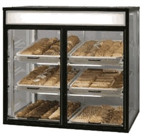 Serve Refrigerated Countertop Display Case - 4