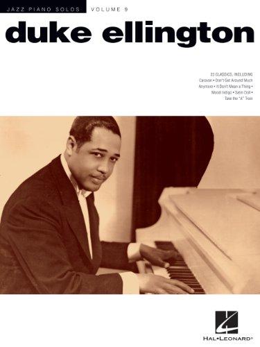 Duke Ellington Songbook: Jazz Piano Solos Series, Vol  9