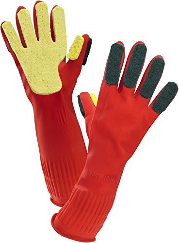 oven cleaning gloves - 9