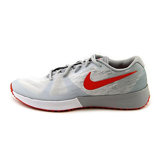 Nike - Zoom Speed TR - Color: Gris-Naranja - Size: 45.5