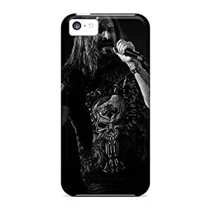 CristinaKlengenberg Iphone 5c Bumper Cell-phone Hard Cover Allow Personal Design Nice Dream Theater Band Series [vnB1921ifWd]