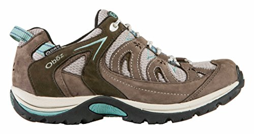 Pictures of Oboz Women's Mystic Low Bdry Hiking Bluebell 6 M US 5
