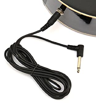 3 Meter Mono Audiokabel Gitarren Kabel 6mm Klinke auf Klinke: Amazon ...