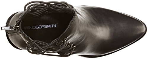 Smith para Botines Negro Generis Nero Windsor Mujer vSqO7Sw