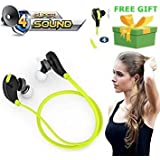 ZED BONE Bluetooth Earphones with Deep Bass and Headset for All Smartphones (Multicolour)