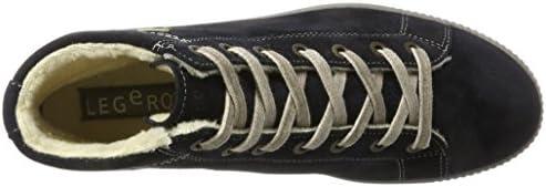 Legero Women's Tanaro Hi Top Trainers: Amazon.co.uk: Shoes