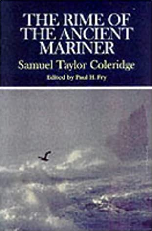 b8534c494e938e The Rime of the Ancient Mariner (Case Studies in Contemporary Criticism)  Samuel  Taylor Coleridge