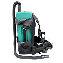 Atrix VACPACK Omega Adjustable Backpack Harness, Black, Large