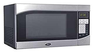 Oster OGH6901 0.9 Cubic Feet 900-Watt Countertop Digital Microwave Oven, Stainless Steel/Black (B007TIE14M) | Amazon price tracker / tracking, Amazon price history charts, Amazon price watches, Amazon price drop alerts