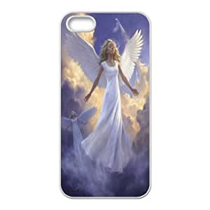 Custom LiuXueFei Phone caseElegent Angels For Iphone 5c -Style-18