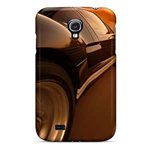 New Premium AborB18216PNlvR Case Cover For Galaxy S4/ Voiture Protective Case Cover